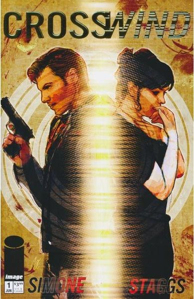 Crosswind #1 - Gold Foil Embossed - Retailer Appreciation Variant