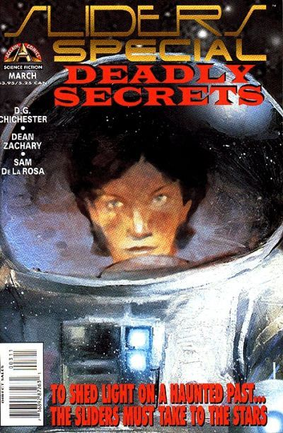 Sliders Special: Deadly Secrets - One-Shot Comic